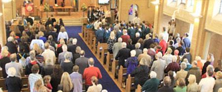 Regular Worship Orpington