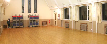 Hall Hire Orpington