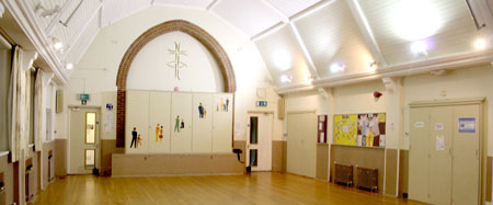 Hall Hire and Room Hire in Orpington