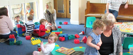 Toddler Group in Orpington