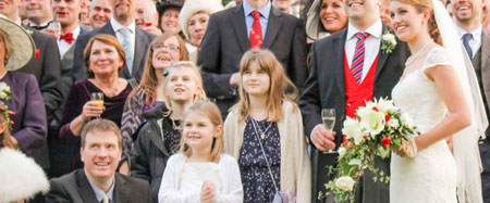 Baptisms, Wedding snd Funerals in Orpington